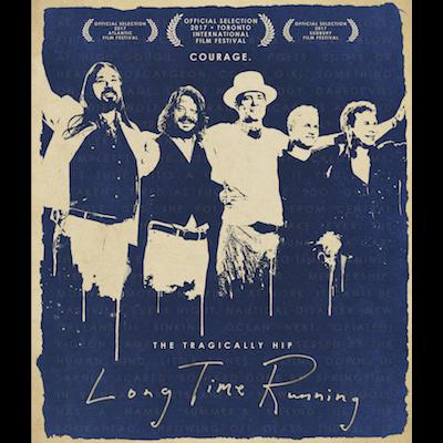 The Tragically Hip - Long Time Running (DVD/Blu-ray)
