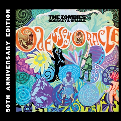 The Zombies - Odessey And Oracle: 50th Anniversary Edition