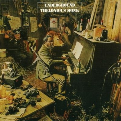 Thelonious Monk - Underground (Vinyl Reissue)