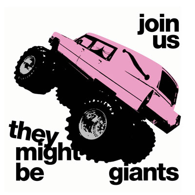 They Might Be Giants - Join Us