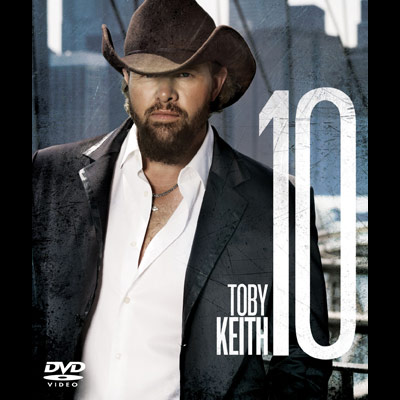 Toby Keith - 10 (DVD)