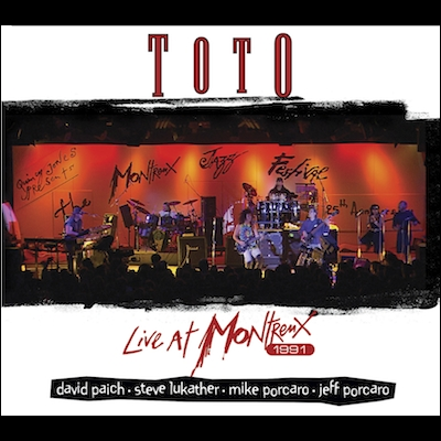 Toto - Live at Montreux 1991 (DVD+CD)