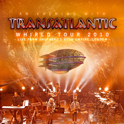Transatlantic - Whirld Tour 2010