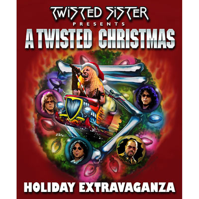 Twisted Sister, A Twisted Xmas - Live In Las Vegas New Music ...