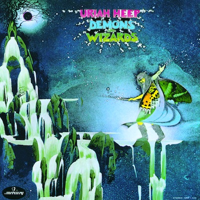 Uriah Heep - Demons And Wizards (Expanded Reissue)