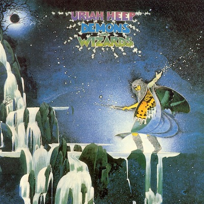 Uriah Heep - Demons And Wizards (Vinyl Reissue)