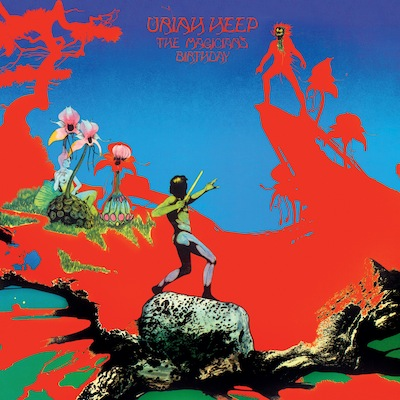 Uriah Heep - The Magician's Birthday (Vinyl Reissue)