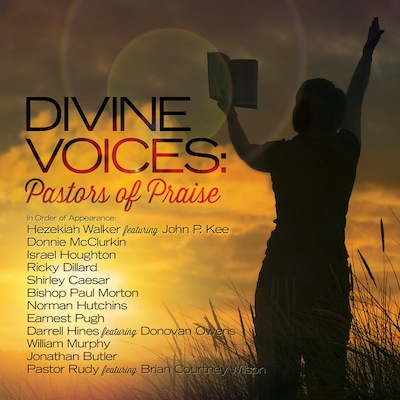 Various Artists - Divine Voices: Pastors Of Praise