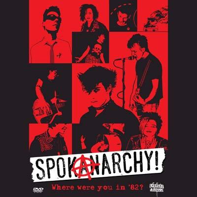 Various Artists - Spokanarchy! (DVD)