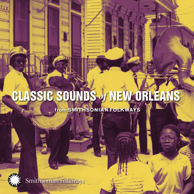 Various Artists - Classic Sounds Of New Orleans
