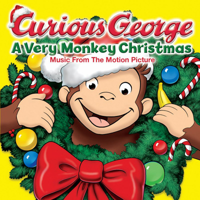 Soundtrack - Curious George: A Very Monkey Christmas