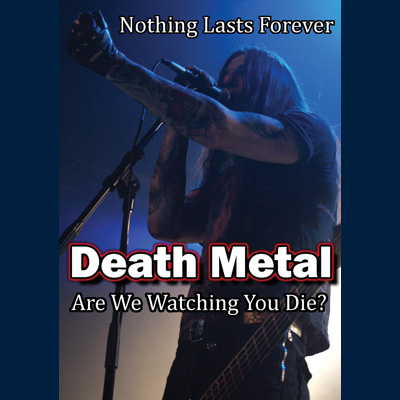 Various Artists - Death Metal: Are We Watching You Die? (DVD)