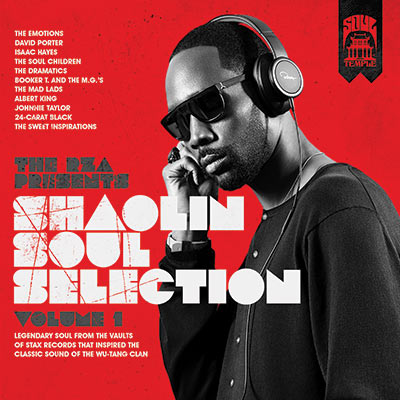 Various Artists - The RZA Presents Shaolin Soul Selection Volume 1