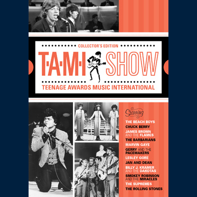 Various Artists - The T.A.M.I. Show (DVD)