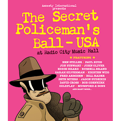 Various Artists - Secret Policeman's Ball - USA: At Radio City Music Hall (DVD)