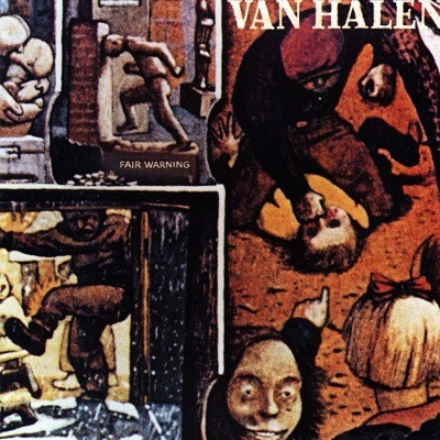 Van Halen - Fair Warning (Reissue)