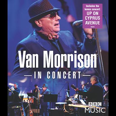 Van Morrison - In Concert (DVD/Blu-ray)