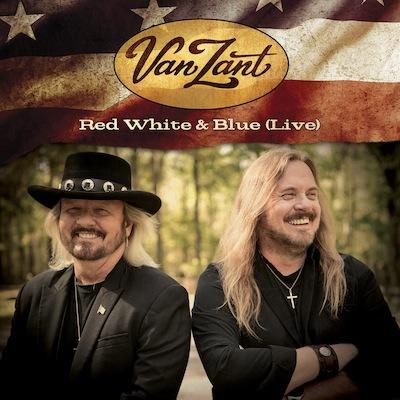 Van Zant - Red White & Blue (Live)
