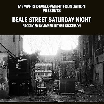 Various - Beale Street Saturday Night