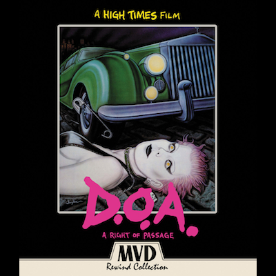 Various - D.O.A.: A Right Of Passage (Special Edition) (Blu-ray+DVD)
