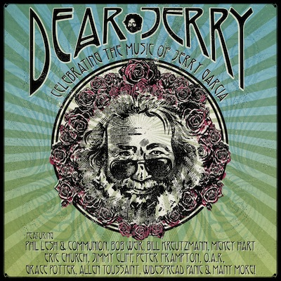 Various - Dear Jerry: Celebrating The Music Of Jerry Garcia