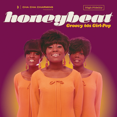Various - Honeybeat: Groovy 60s Girl-Pop