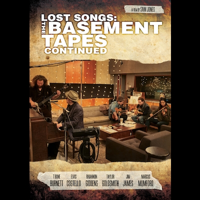 Various - Lost Songs: The Basement Tapes Continued (DVD/Blu-ray)