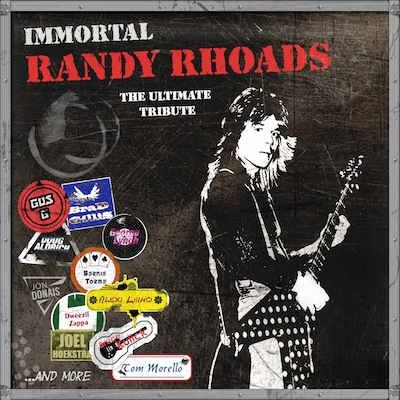 Various - The Immortal Randy Rhoads - The Ultimate Tribute