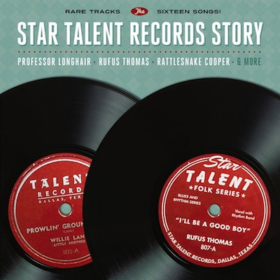 Various - The Star Talent Records Story
