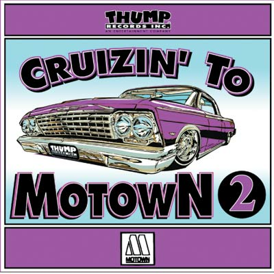 Various Artists - Cruzin To Motown 2