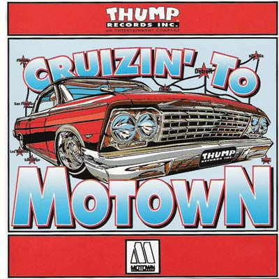 Various Artists - Cruzin To Motown
