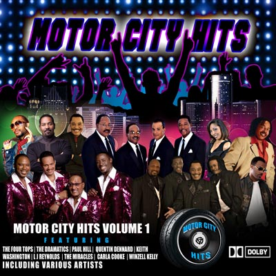 Various Artists - Motor City Hits