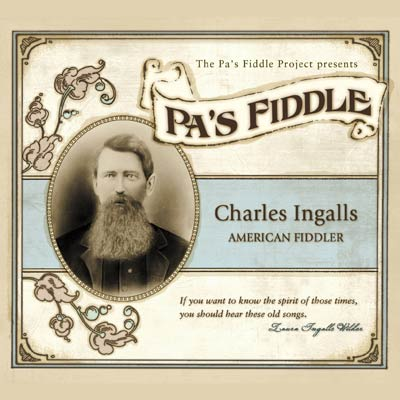 Various Artists - Pa's Fiddle: Charles Ingalls, American Fiddler
