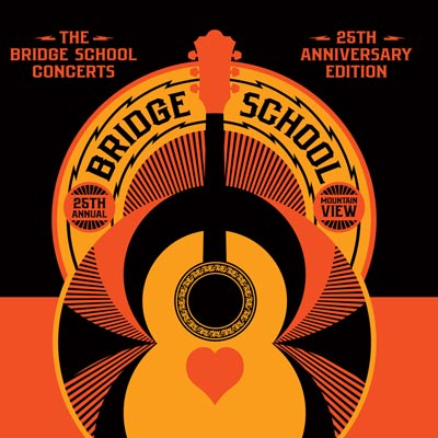 Various Artists - The Bridge School Benefit Concerts 25th Anniversary Edition (CD/DVD)