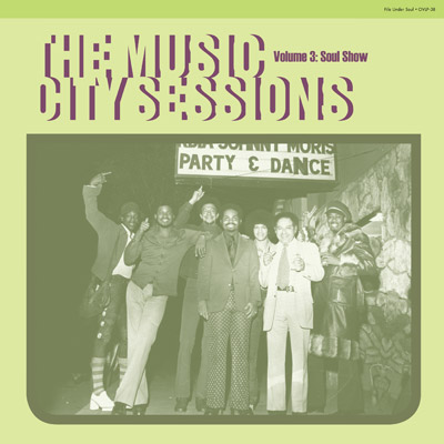 Various Artists - The Music City Sessions, Volume 3: Soul Show