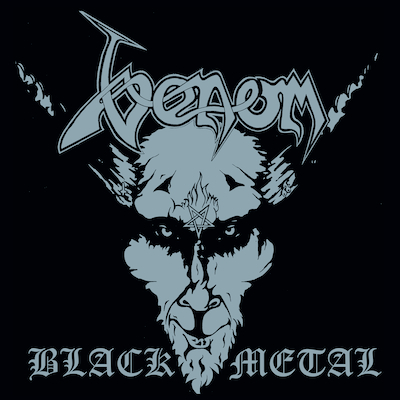 Venom - Black Metal (Vinyl Reissue)