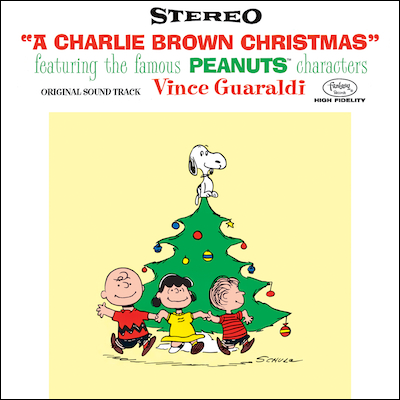 Vince Guaraldi Trio - A Charlie Brown Christmas (Vinyl Reissue)