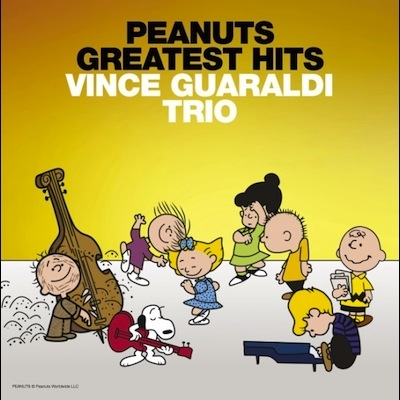Vince Guaraldi Trio - Peanuts Greatest Hits