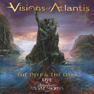 Visions Of Atlantis - The Deep & The Dark Live @ Symphonic Metal Nights