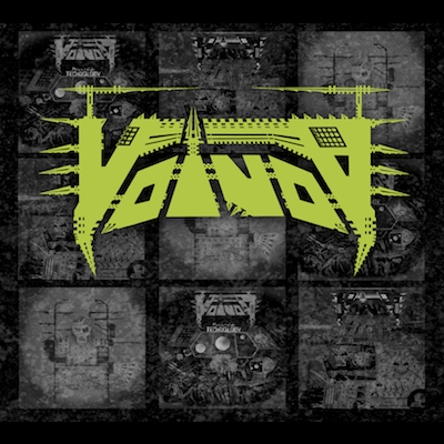 Voivod - Build Your Weapons: The Very Best Of The Noise Years 1986-88