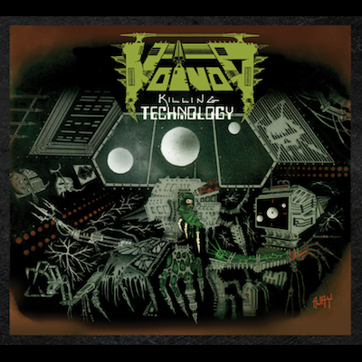 Voivod - Killing Technology (Deluxe Expanded Edition)