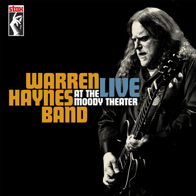 Warren Haynes Band - Live At The Moody Theater (CD/DVD)