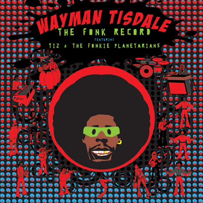 Wayman Tisdale - The Fonk Record