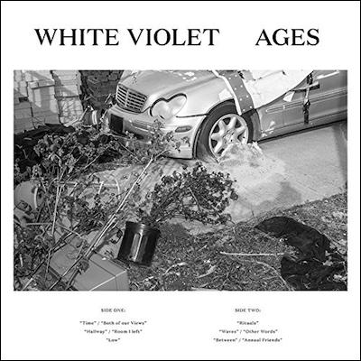 White Violet - Ages (Vinyl)