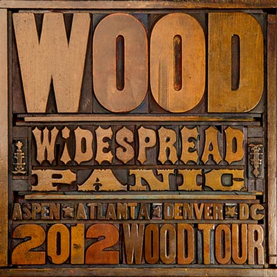 Widespread Panic - Wood