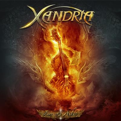 Xandria - Fire & Ashes EP