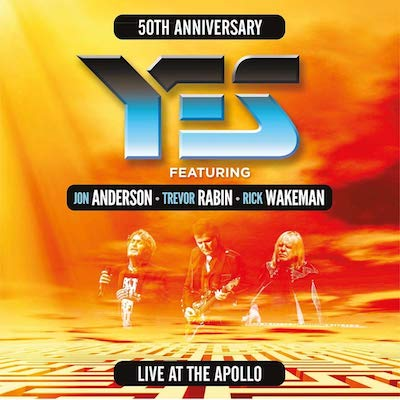 Yes (Featuring Jon Anderson, Trevor Rabin, Rick Wakeman) - Live At The Apollo
