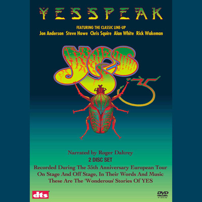 Yes - Yesspeak (DVD)