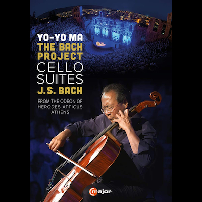 Yo-Yo Ma - The Bach Project – J. S. Bach's Cello Suites (DVD/Blu-ray)