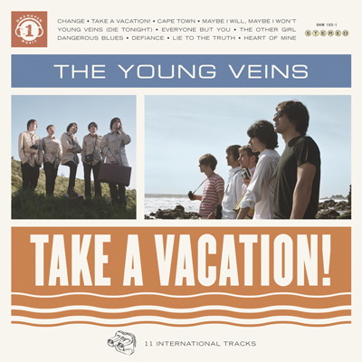 The Young Veins - Take A Vacation!